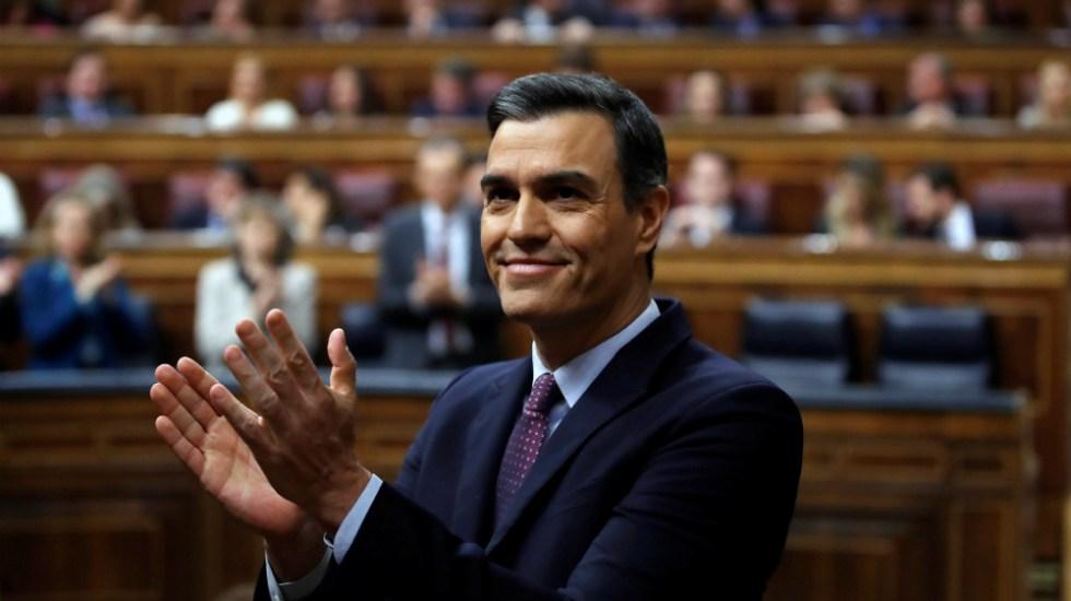 Duro debate para la investidura del socialista Pedro Sánchez que pende de un hilo - Foto de EFE