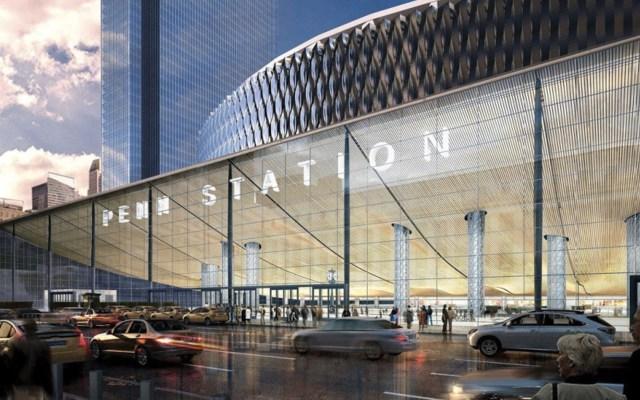 Nueva York transformará la Penn Station del Metro - Foto de Oficina Gobernador Coumo
