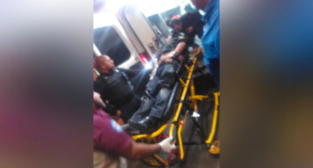 Atacantes matan en CDMX a comerciante y balean a policía - Presuntos secuestradores matan a comerciante y balean a policía en VC