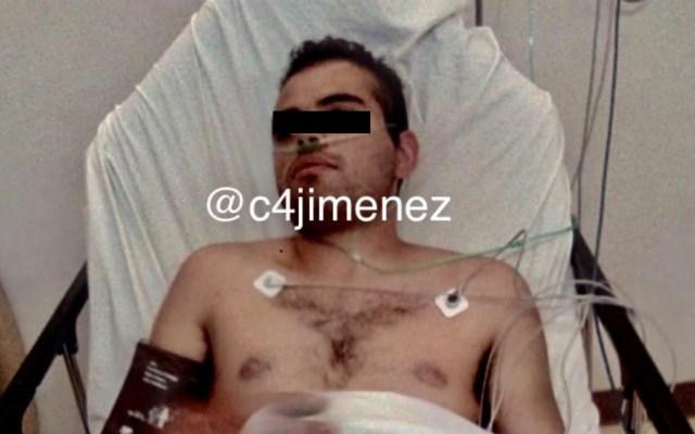 Se recupera primer ladrón baleado de 2020 - Foto de @c4jimenez