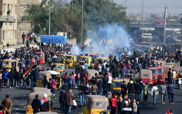 Lamentan baja difusión sobre manifestantes asesinados en Irán - Foto de EFE