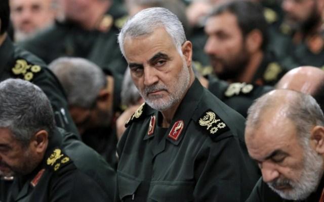Trump ordenó la muerte de un líder del ejército iraní - Foto de Oficina del Líder Supremo Iraní