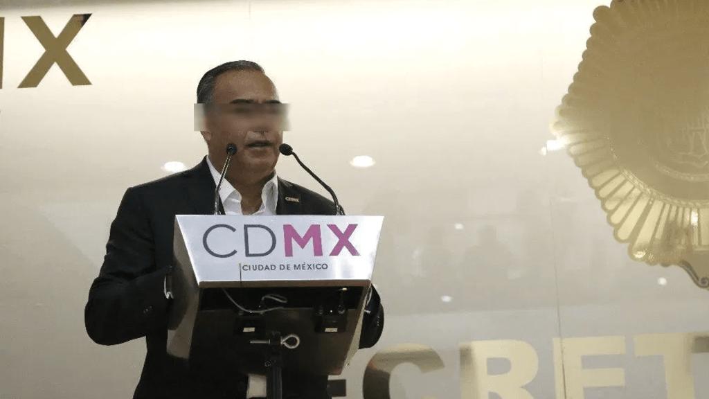 FGJ pide a Interpol emitir ficha roja para Raymundo Collins - Foto de Noticieros Televisa