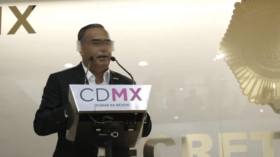 Fiscalía de CDMX solicita a EE.UU. extradición de Raymundo Collins - Foto de Noticieros Televisa