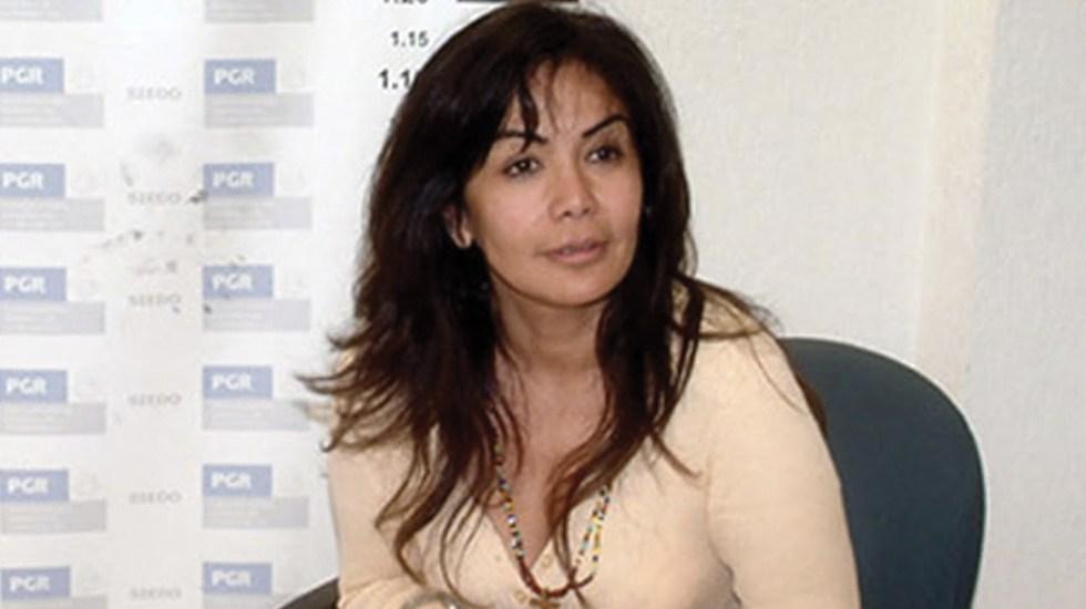 Ordenan descongelar cuentas bancarias de Sandra Ávila, 'La Reina del Pacífico' - Captura de pantalla