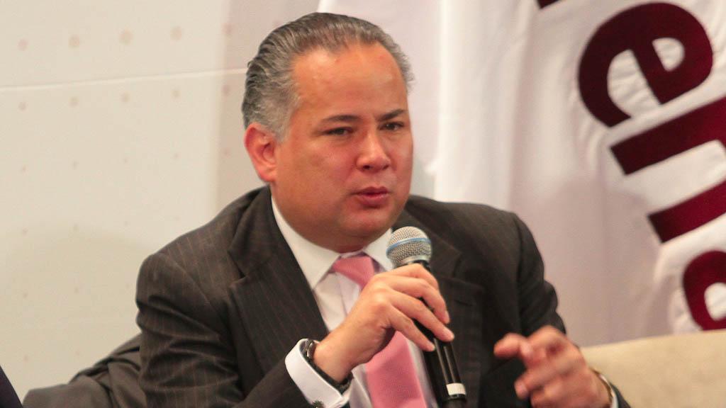 UIF investigará a políticos implicados en caso Lozoya y video de hermano de López Obrador - Santiago Nieto Castillo UIF México