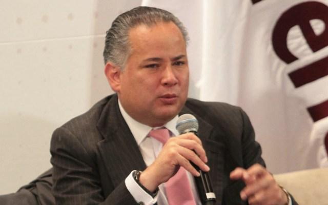 UIF tiene congelados casi mil mdp del crimen organizado, reporta Nieto - Santiago Nieto Castillo UIF México