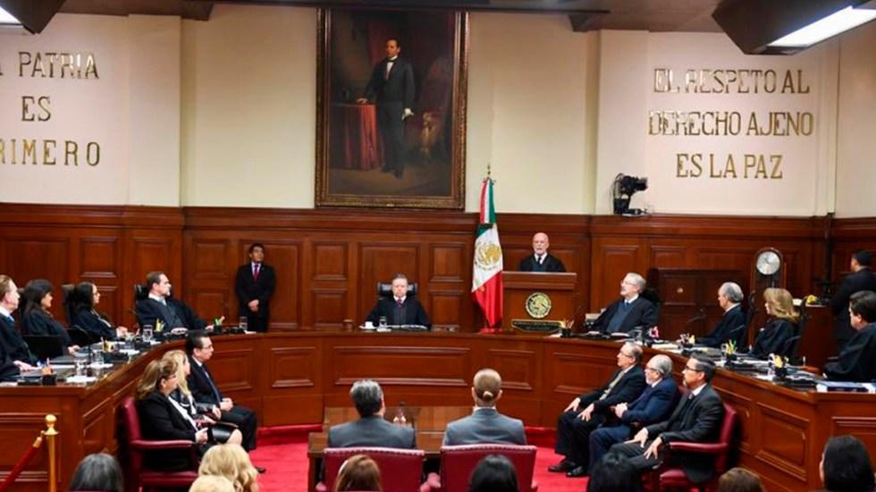 Diputados aprueban, en lo general y en lo particular, la 'Ley Zaldívar' - Diputados aprobaron en lo general la llamada 'Ley Zaldívar'. Foto de Archivo.