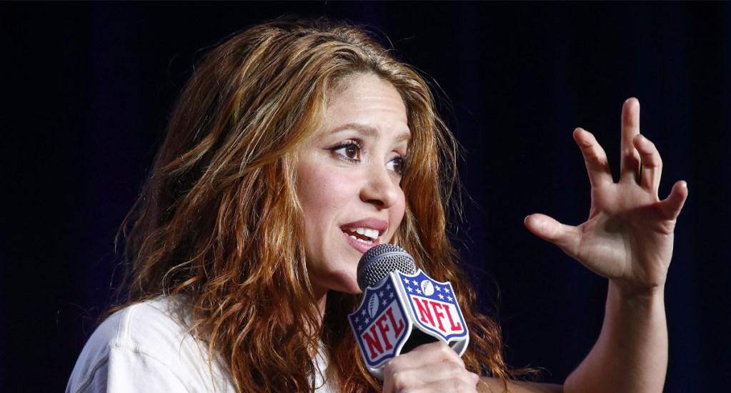 """""""Haremos homenaje a latinos y a nuestra cultura"""" en Super Bowl, anuncian J Lo y Shakira - Jennifer López y Shakira revelaron este jueves el concepto principal de su histórica presentación en el medio tiempo de la edición 54 del Super Bowl."""