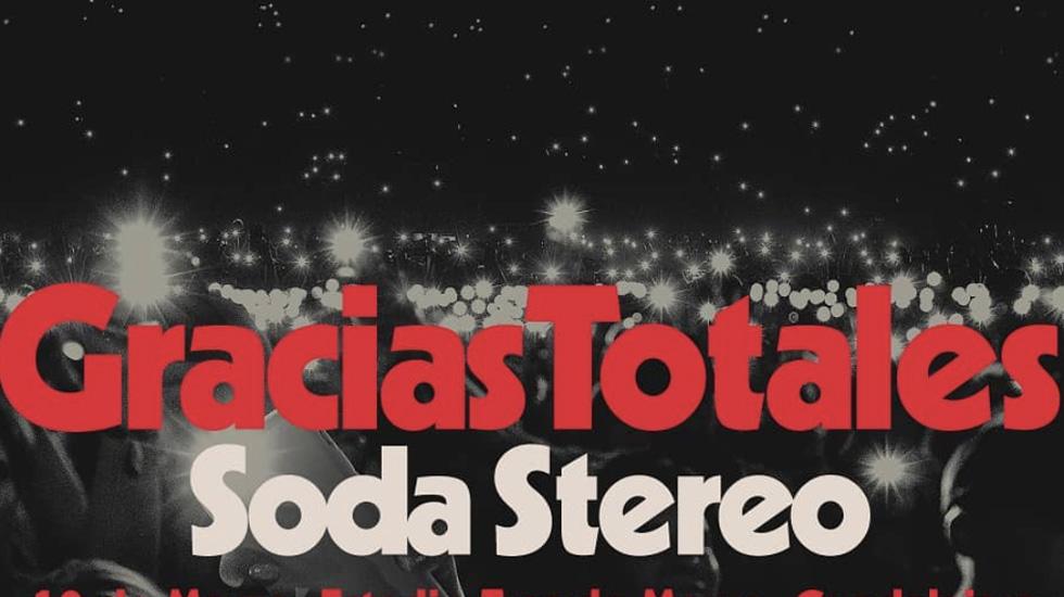 Confirman invitados para la gira 'Gracias totales' de Soda Stereo - soda stereo
