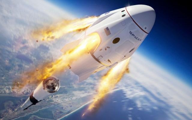 SpaceX pospone prueba final de supervivencia de cápsula Crew Dragon - SpaceX pospone prueba final de supervivencia de cápsula Crew Dragon