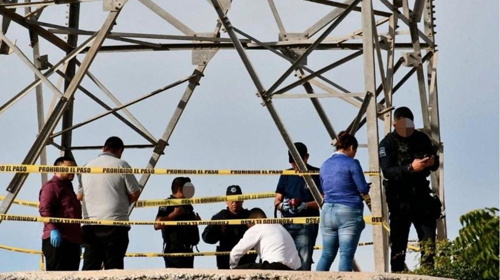 Menor se suicida colgándose de torre de electricidad en Mazatlán - Foto de El Debate