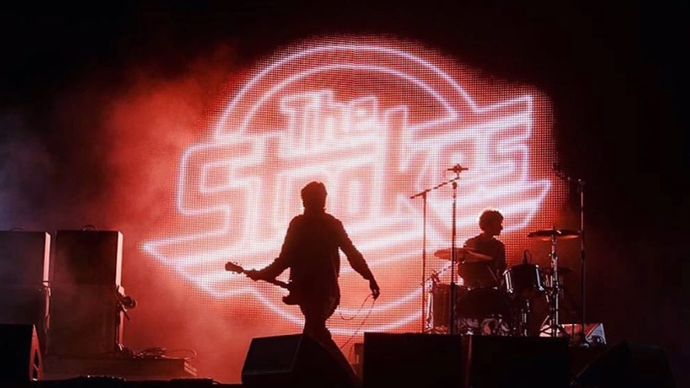 The Strokes y Kings of Leon encabezan cartel del Corona Capital Guadalajara - The Strokes en concierto. Foto de @thestrokes