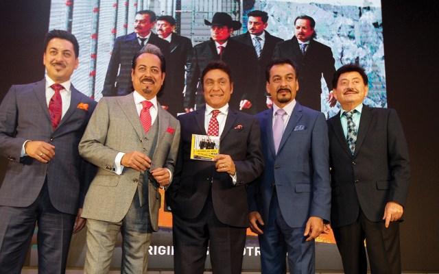Los Tigres del Norte anuncian dos conciertos en el Auditorio Nacional - Foto de Notimex
