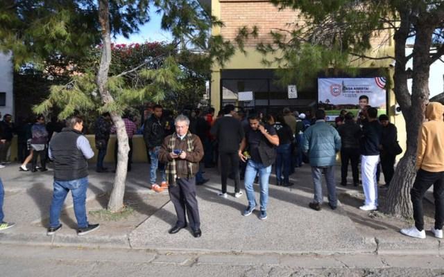 Tiroteo en colegio de Torreón genera psicosis entre padres de familia - Tiroteo en colegio de Torreón genera psicosis entre padres de familia