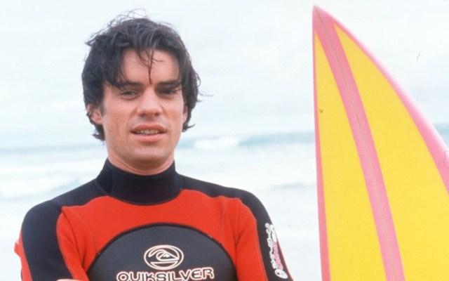 Murió el actor de 'Sea change' y 'Young lions', Tom Long - Tom Long en la serie 'Sea change'. Foto de The Sydney Morning Herald