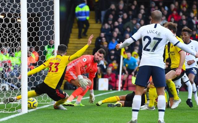 Tottenham liga cuarto partido sin ganar al empatar ante el Watford - Tottenham liga su cuarto partido sin conocer la victoria al empatar ante el Watford