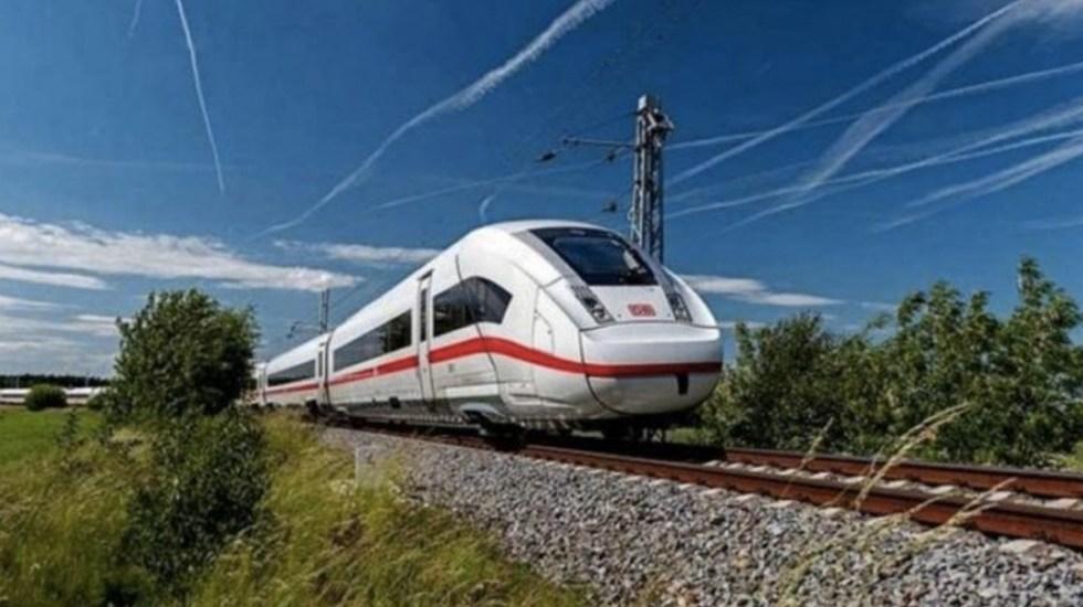 Comunidades mayas ganan amparo para evitar construcción del Tren Maya - Tren Maya iniciará operaciones en 2023 en Campeche, afirma titular del Fonatur