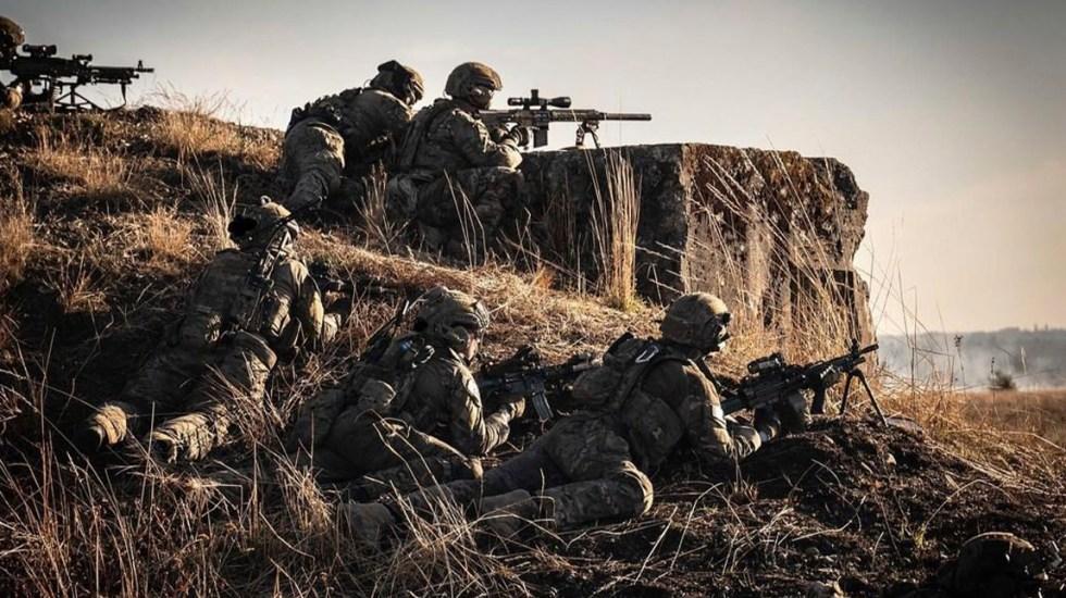 Trump deja las fuerzas de EE.UU. en Afganistán en 2 mil 500 efectivos - Tropas estadounidenses. Foto de US Army