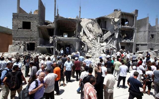 Turquía oficializa intervención en conflicto multinacional de Libia - Turquía oficializa intervención en conflicto multinacional de Libia