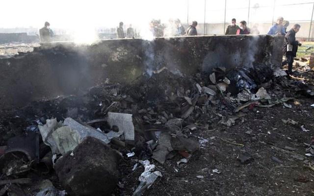 Ucrania pide cautela ante hipótesis de accidente de avión en Irán - Foto de EFE