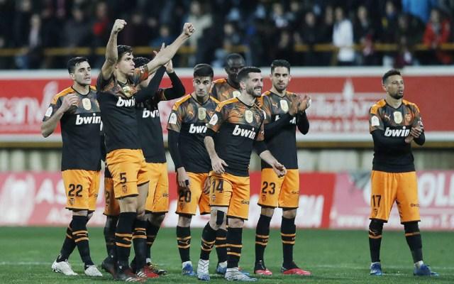 Valencia vence en penales a la Cultural y avanza a cuartos de Copa del Rey - Foto de Valencia CF