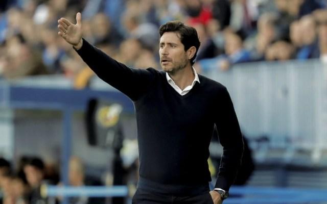 Suspenden de sus funciones a entrenador del Málaga tras video íntimo - Foto de Málaga FC