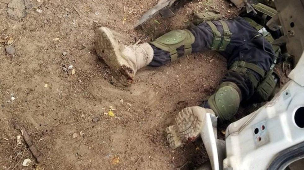 Cuatro muertos tras balaceras en Nuevo Laredo, Tamaulipas - Foto: EFE.