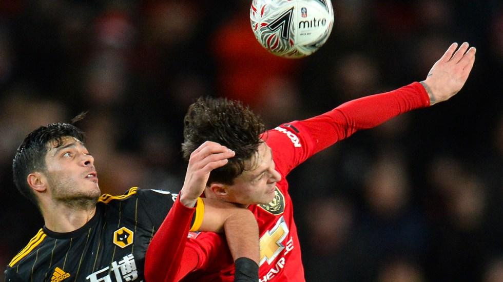 Manchester United elimina al Wolverhampton de la FA Cup - Manchester United elimina al Wolverhampton de la FA Cup