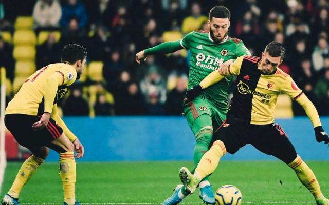 Wolverhampton con Raúl Jiménez cae ante el Watford - Wolverhampton con Raúl Jiménez cae ante el Watford