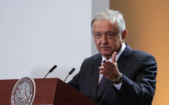 Anuncia AMLO construcción de termoeléctrica en Baja California Sur - Andrés Manuel López Obrador, presidente de México. Foto de Notimex.