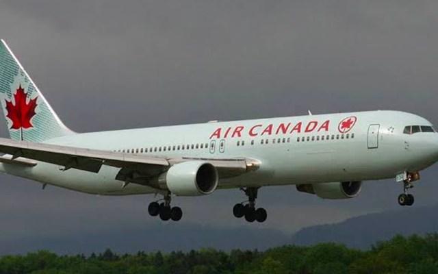 Avión que aterrizó de emergencia en Madrid era un Boeing 767 - Boeing 767-300 de Air Canada