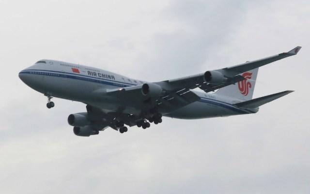 Air China suspende vuelos a Panamá todo febrero ante riesgo por coronavirus - Foto de EFE