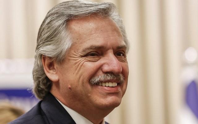 El presidente de Argentina, Alberto Fernández, da positivo a COVID-19 - alberto fernández