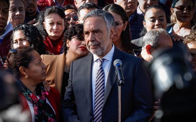 TEPJF valida congreso de Morena; Ramírez Cuéllar se mantiene en la Presidencia Interina - Foto de Notimex