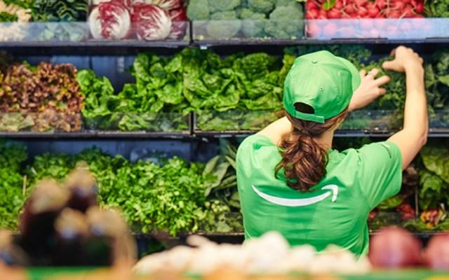 Amazon abre en Seattle su primer supermercado sin cajeros humanos - El supermercado bautizado como 'Amazon Go Grocery' abrió sus puertas este martes en Seattle, en el estado de Washington