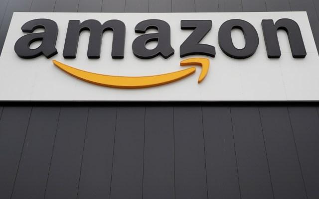 Ganancias de Amazon, Google y Facebook superaron los 915 mmdd en 2019 - Vista del logotipo de Amazon en un centro de distribución de Werne, en Alemania. Foto de EFE