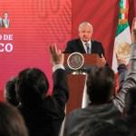 """""""Es inhumano negar que atraque MSC Meraviglia"""", señala López Obrador; conferencia matutina (27-02-2020) - 200225026. Ciudad de México, 25 Feb 2020 (Notimex- Javier Lira).- El presidente Andrés Manuel López Obrador, durante sesión de preguntas y respuestas en su conferencia matutina del día de hoy. Ciudad de México, 25 de febrero de 2020. NOTIMEX/FOTO/JAVIER LIRA/JLO/POL/4TAT"""