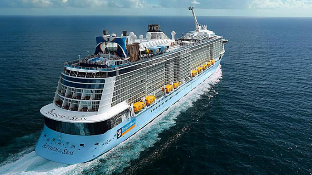 Analizan si cuatro pasajeros de crucero en EE.UU. tienen coronavirus - Foto de Royal Caribbean