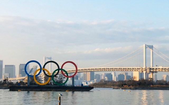 Crean grupo de trabajo en Tokio 2020 para lidiar con el coronavirus - Aros olímpicos. Foto de @Tokyo2020