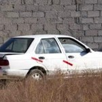 Encuentran a dos hombres asesinados dentro de auto en Ecatepec