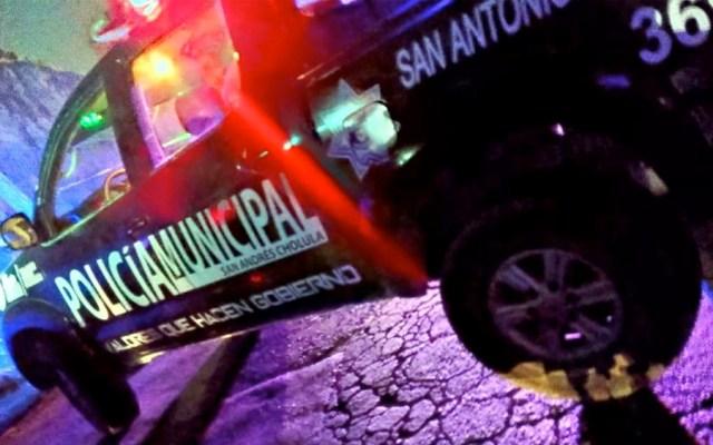 Asesinan a mujer en San Andrés Cholula, Puebla - Asesinan a mujer en San Andrés Cholula, Puebla