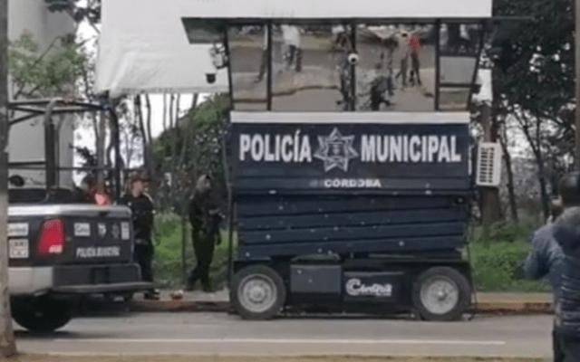 Detienen a dos por ataques en los que murieron cuatro policías en Córdoba - Foto de Twitter