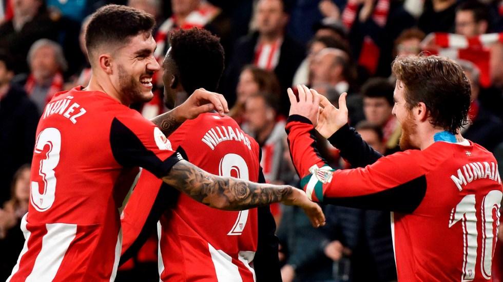 Athletic aventaja en la ida de la semifinal de la Copa del Rey contra Granada - Athletic aventaja en la ida de la semifinal de la Copa del Rey contra el Granada