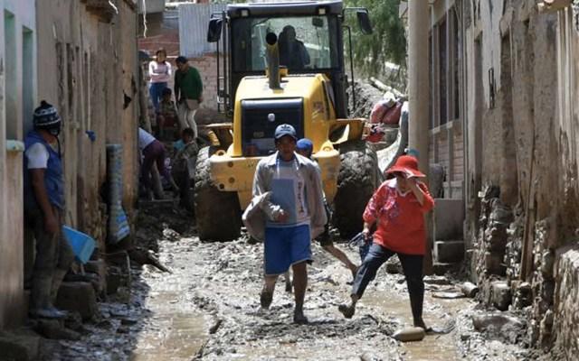 Al menos 17 muertos por lluvias en Bolivia - Foto de El Deber Bolivia