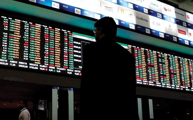 Bolsa de Sao Paulo cae tras confirmación del primer caso de Covid-19 en Brasil - Foto de EFE