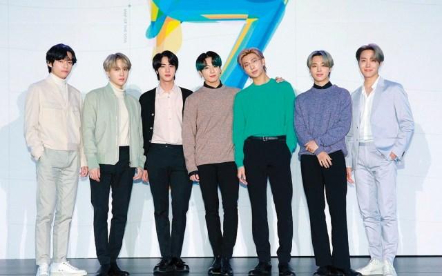 BTS recorre Nueva York en el programa de Jimmy Fallon - Foto de EFE