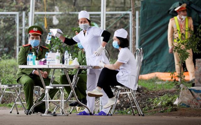 Vietnam rechaza el desembarco a un crucero por riesgo de coronavirus - En Vietnam se han presentado siete casos de coronavirus. Foto de EFE.