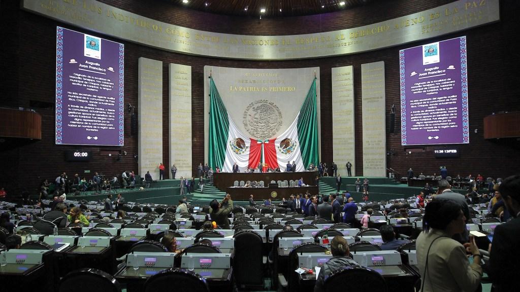 Habrá sesión para instalar Comisión Permanente, pero sin dictamen para abrir periodo extraordinario - cámara de diputados
