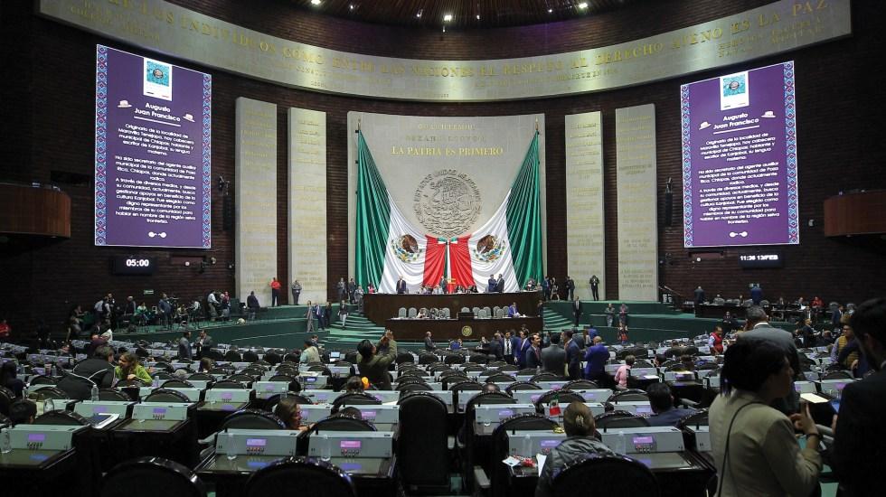 Pruebas de COVID-19 no serán obligatorias para diputados, afirman en San Lázaro - cámara de diputados